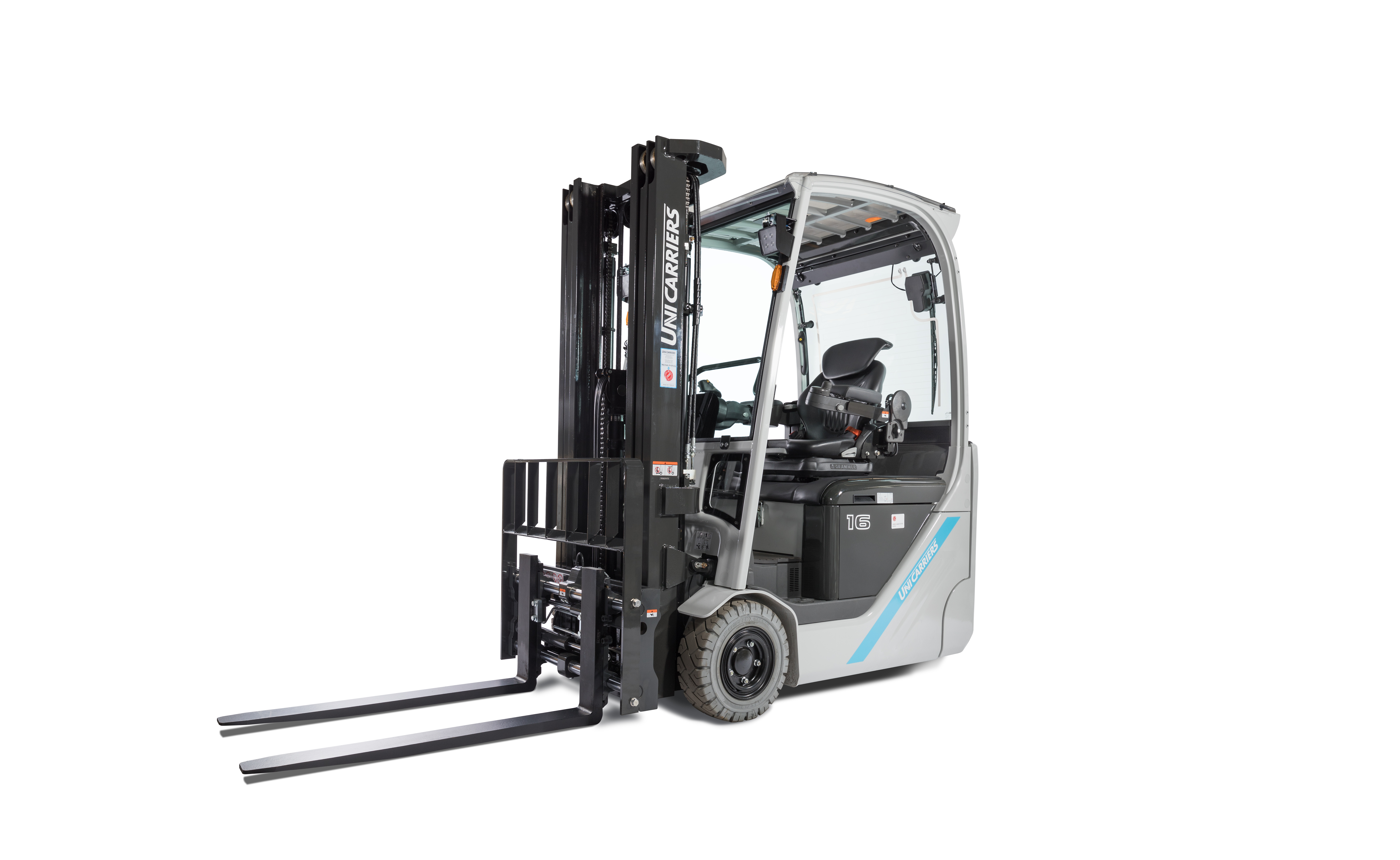 2 UniCarriers TX3 IFOY Award 2019 UniCarriers