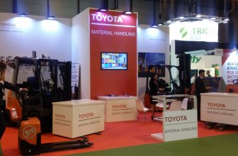 Toyota Material Handling, presente en Fruit Attraction un año más
