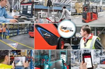 "Linde estará en LogiMAT 2019 ""moving the future together"""