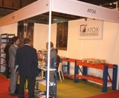 Atox estará en Logistics 2013